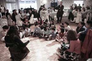 Monkey Monkey Music Performs at a Korean 1st Birthday Party
